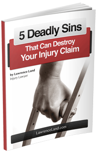 5 Deadly Sins That Can Destroy Your Injury Claim