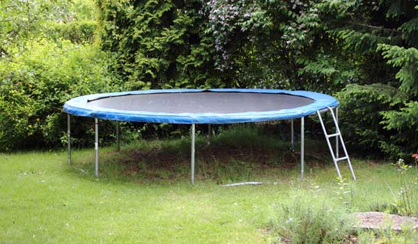 Trampoline Injury - Dangers of Trampolines