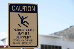 Slip And Fall Injury Attorney Liability Lawyer