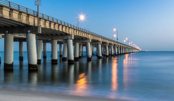 Drivers Warned by Police, Virginia Beach Lesner Bridge
